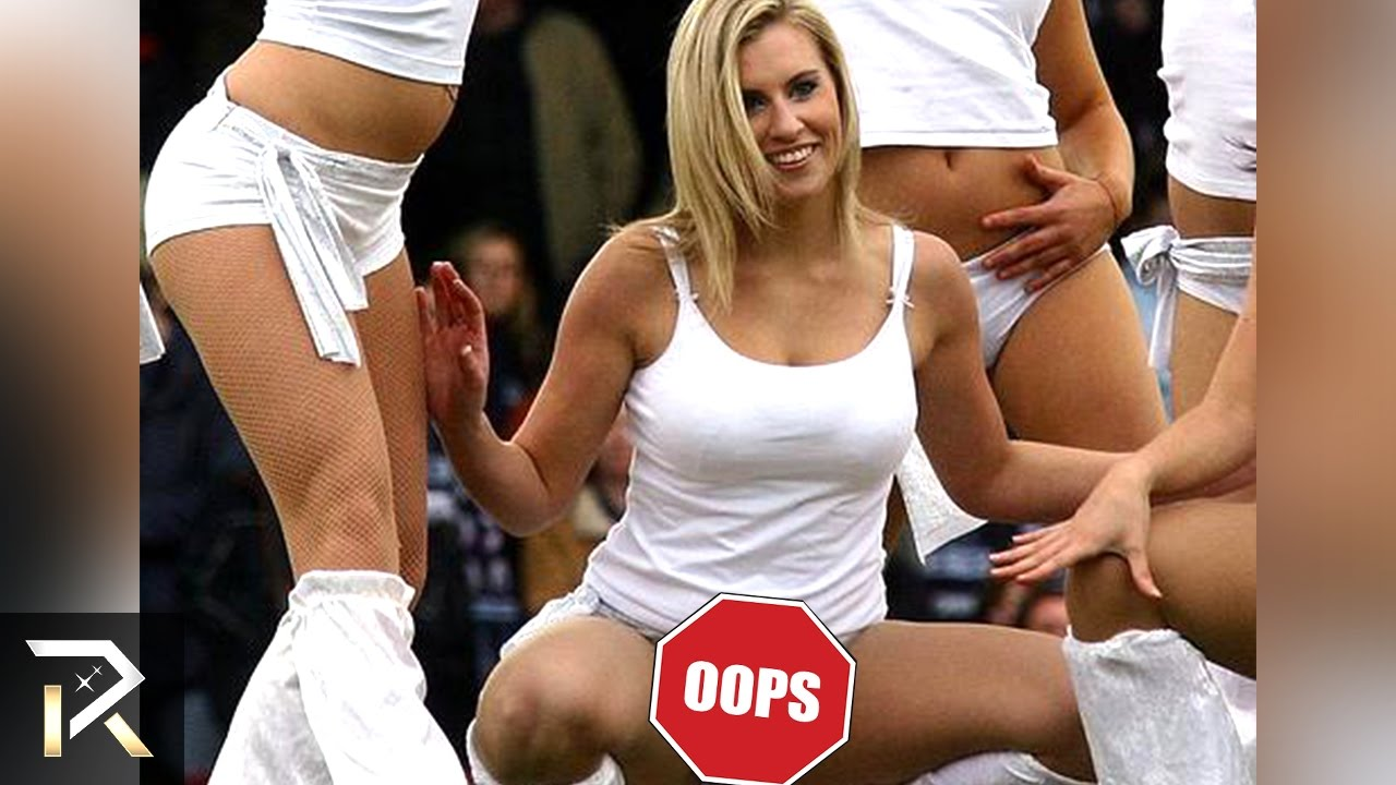 50 best female wardrobe malfunctions in sports