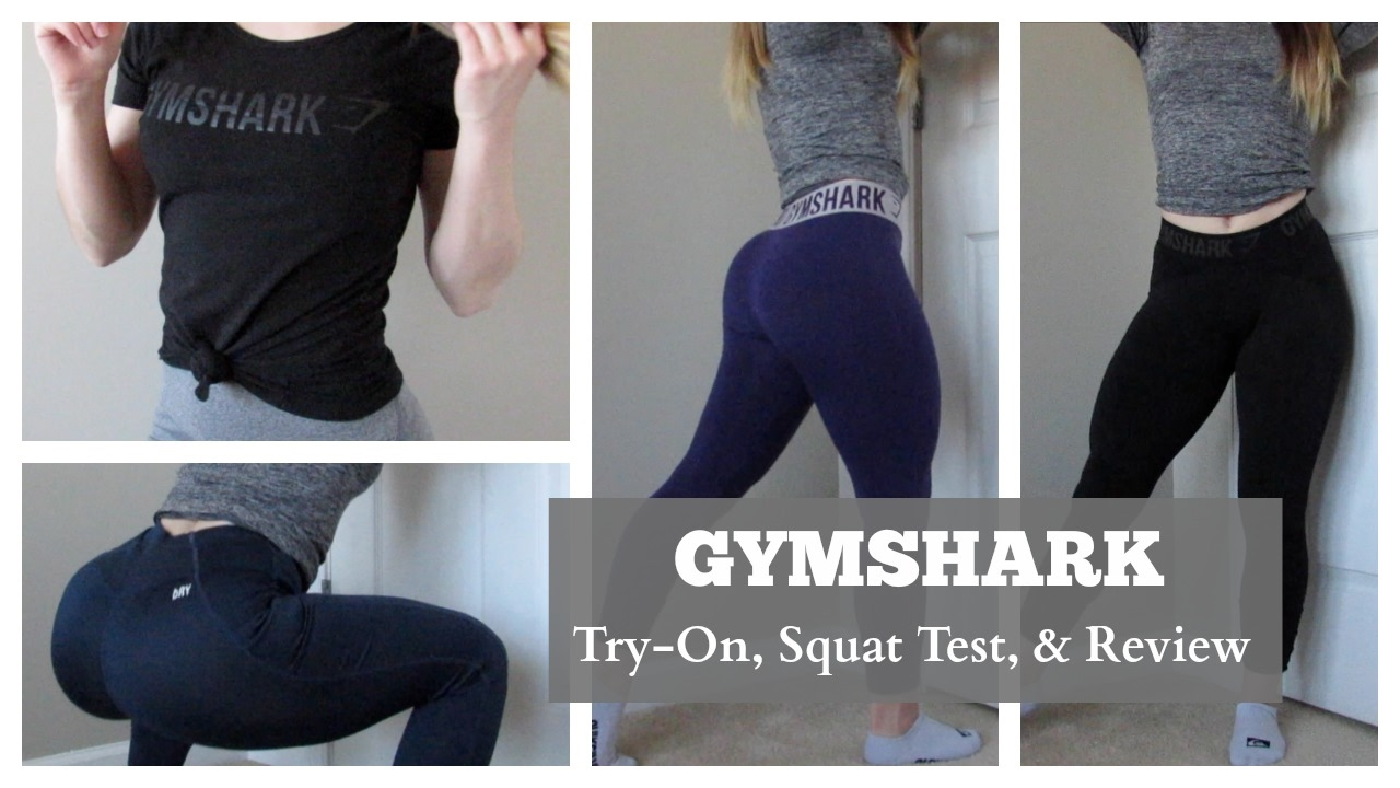 Gymshark Try On Squat Tests And Review Short Height 4 10 147